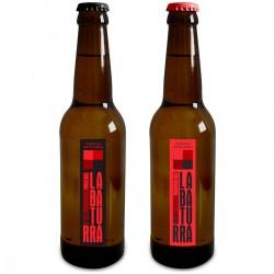 Pack Cervezas Baturras (6 Rubias y 6 Tostadas)