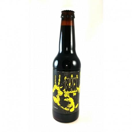 Santa Pau & Vic Brewery A Black Adabra