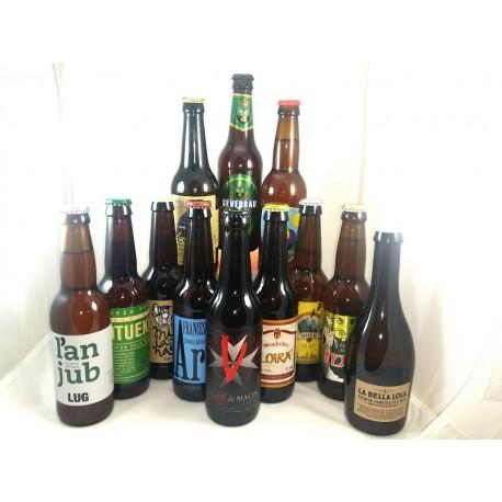 "Pack de cervezas artesanas ""Día del Padre"""