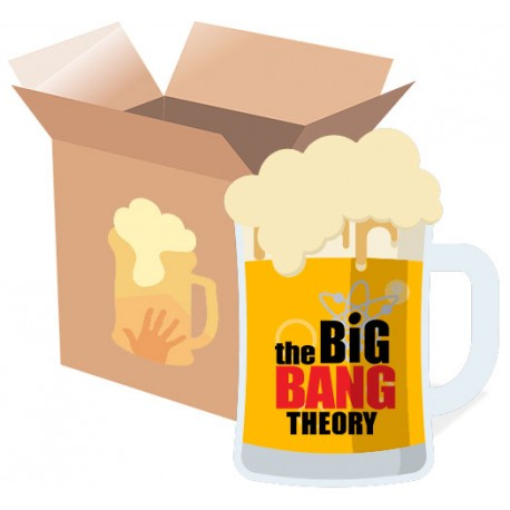 Cervezas para ver The Big Bang Theory