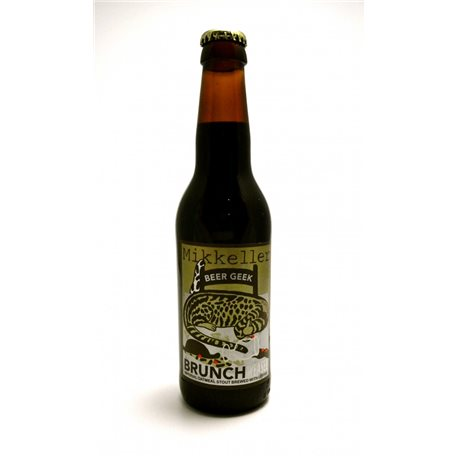 Mikkeller Beer Geek Brunch Weasel