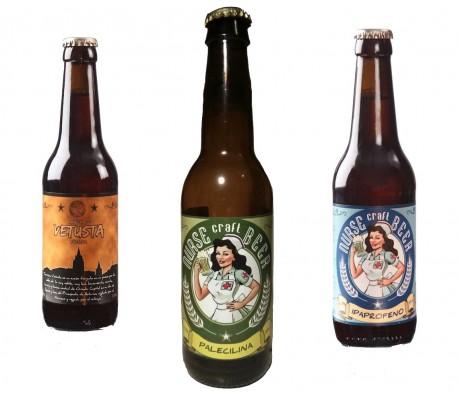 Pack Cervezas Nurse