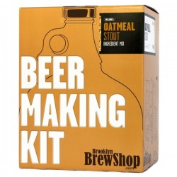 Brooklyn Brew Shop: Oatmeal Stout