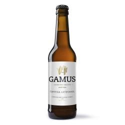 Cerveza Gamus Lager