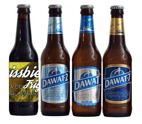 Pack degustación Cervezas Dawat