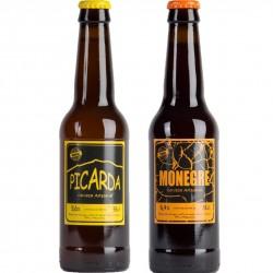 Pack degustación Picarda y Monegre