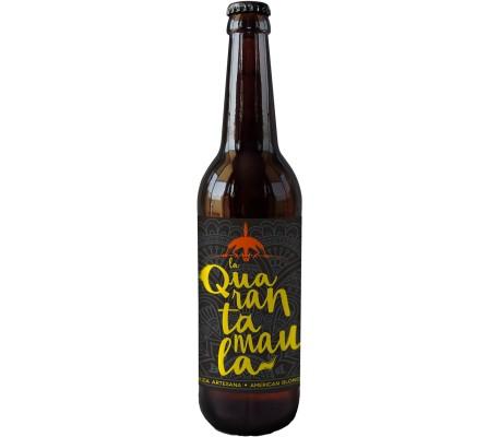 La Quarantamaula American Golden Ale