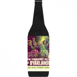 Reptilian & Yria The Strawberry Killers' Evil Tiki Cult VS Byarlahotep The Almighty Dark God of Beer