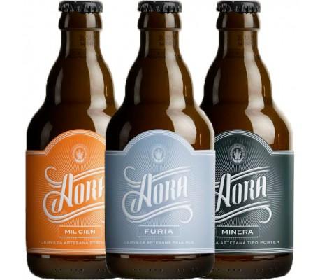 Pack selección Aora Cerveza