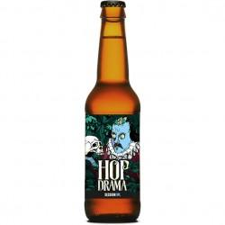 La Calavera & Laugar Brewery Hop Drama