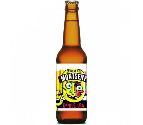 Cervesa del Montseny Doble IPA 666