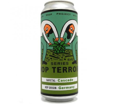 Mikkeller Hop Terroir Series New England IPA Cascade - Germany
