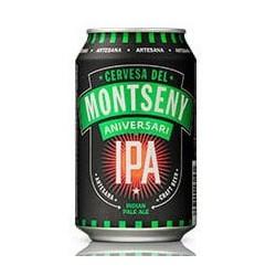 Cervesa del Montseny Aniversari IPA