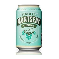 Cervesa del Montseny Lupulus
