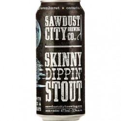 Sawdust City Skinny Dippin' Stout