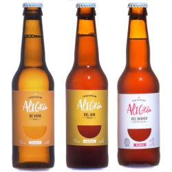 Pack Cervezas Alegría