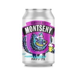 Cervesa del Montseny Hazy IPA
