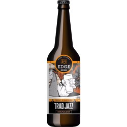 Edge Brewing Trad Jazz Returns