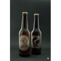 Pack degustación cervezas arcadia (Blond Ale y Lepus)