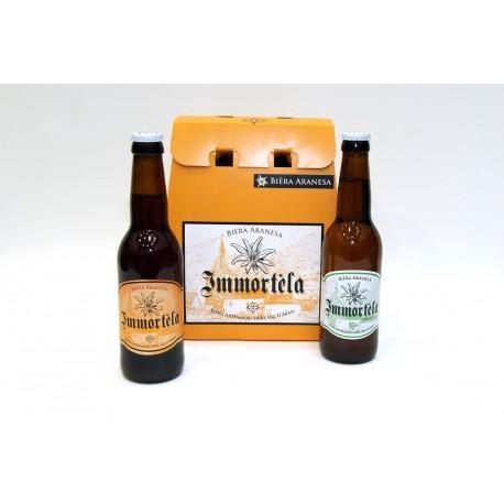 Pack degustación cervezas Biera Aranesa